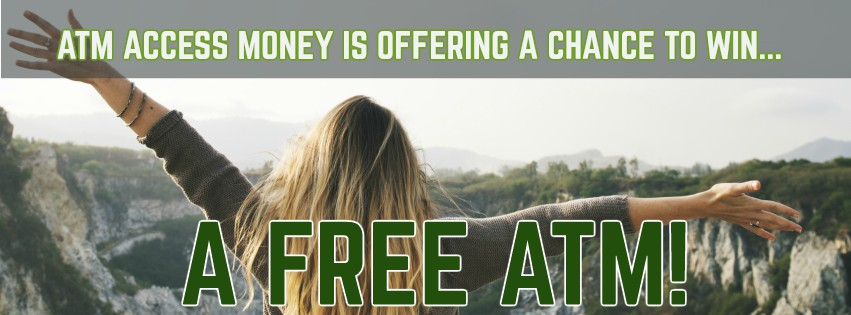 banner image for ATM give away